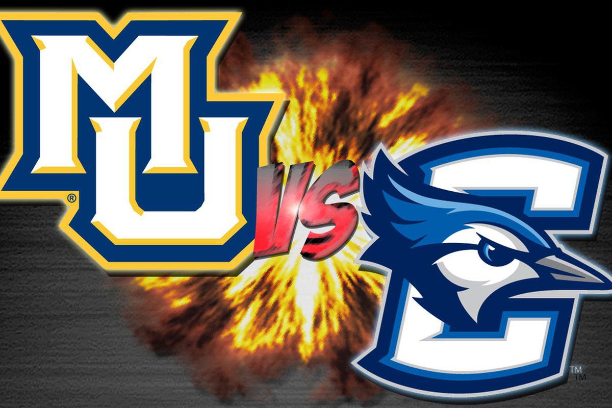 MU vs Creighton