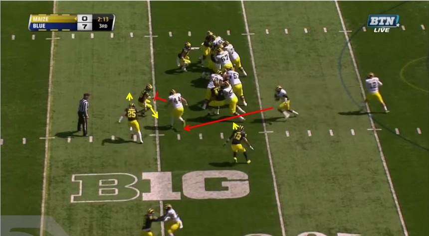 Smith Inside Zone for 8 - 3