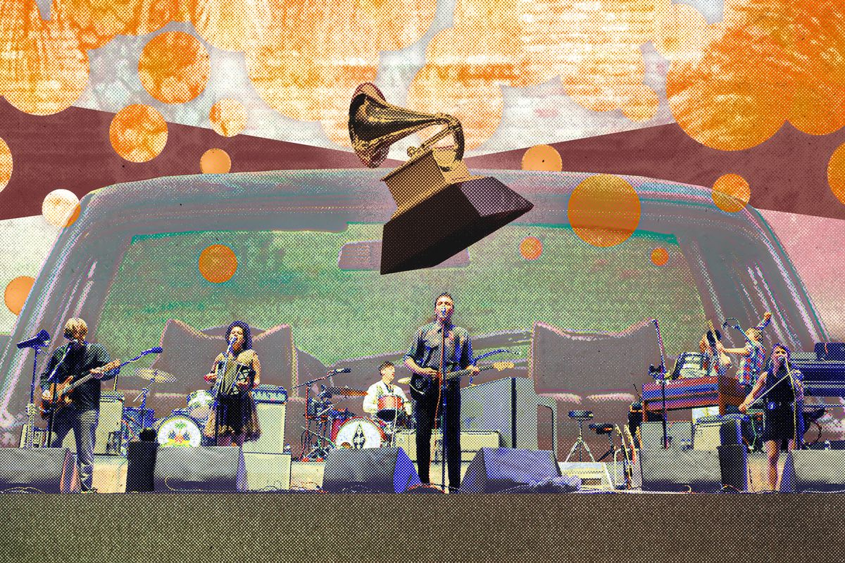 Arcade Fire S The Suburbs And Its Notorious Grammy Win 10 Years Later The Ringer