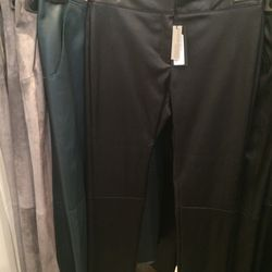 Leather pants, $395 (from $1,990)