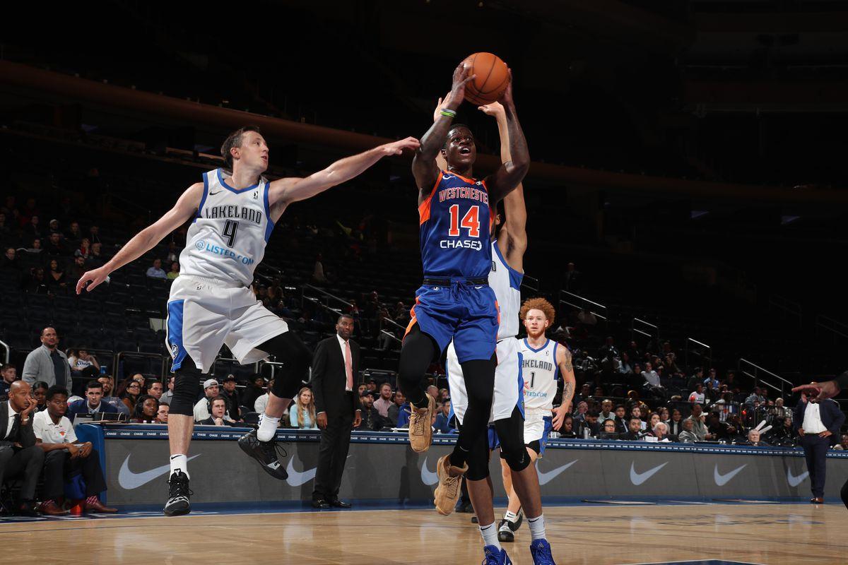 Lakeland Magic v Westchester Knicks
