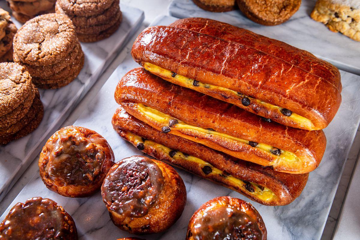 Sweet pastries from Mah-Ze-Dahr