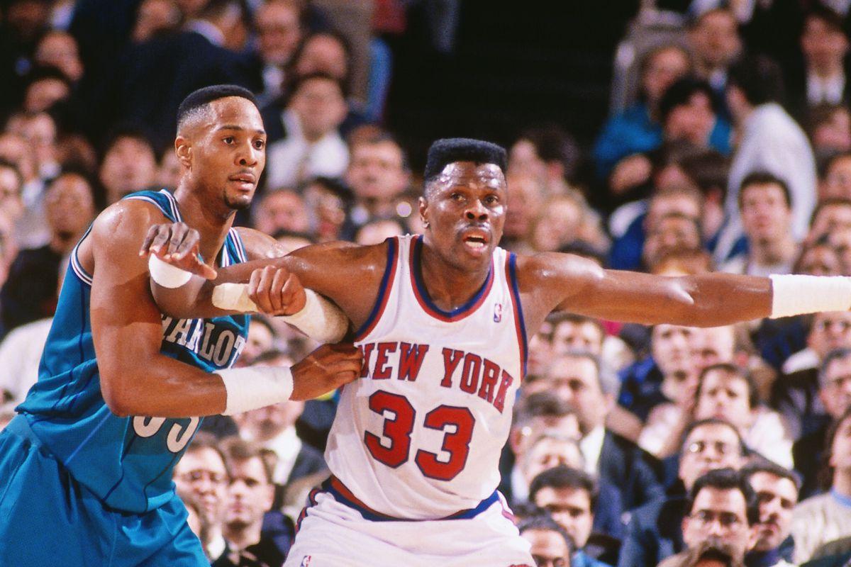 BIG MAN U: Georgetown Greats Talk to ESPN About NBA Centers