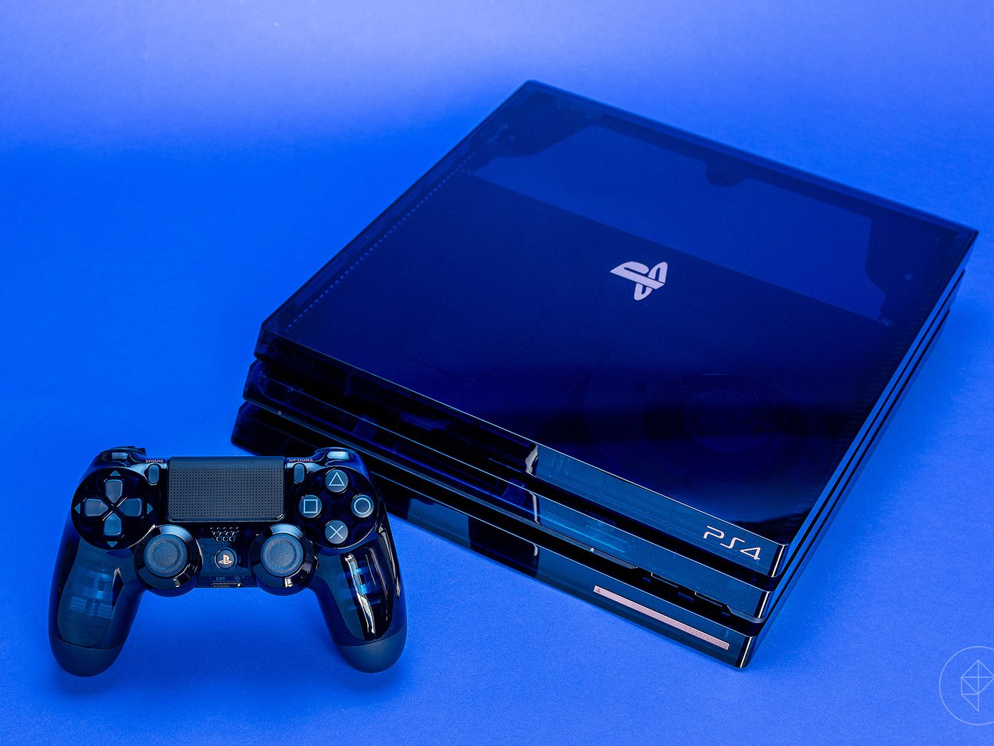 500 Million Limited Edition Ps4 Pro Detailed In Close Up