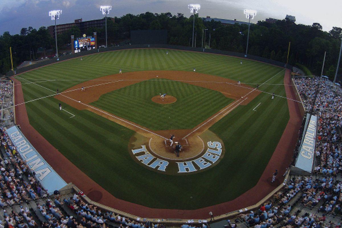 Unc Baseball Working Through The Summer Tar Heel Blog