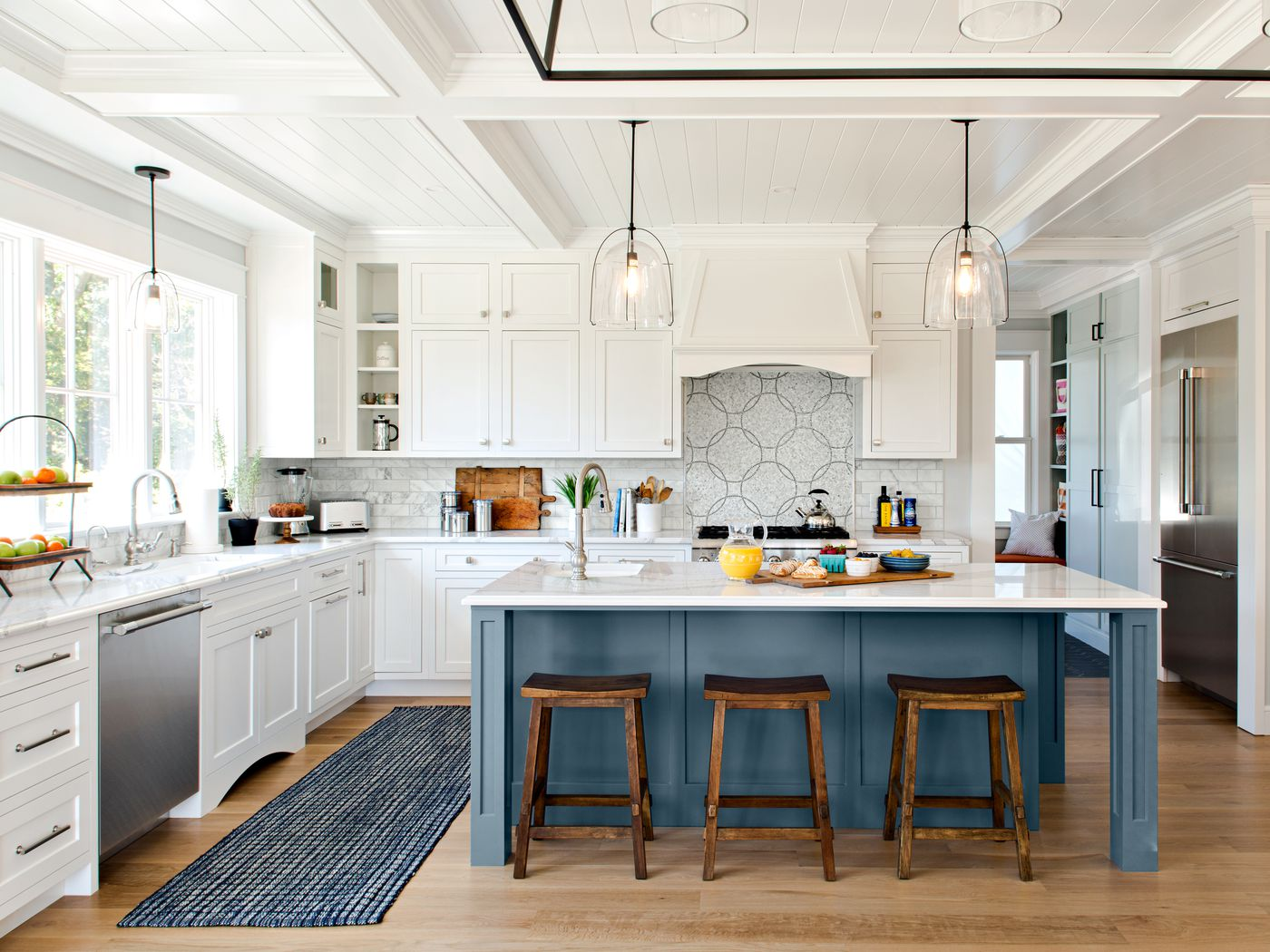 Kitchen Island Ideas: Design Yours to Fit Your Needs - This Old House