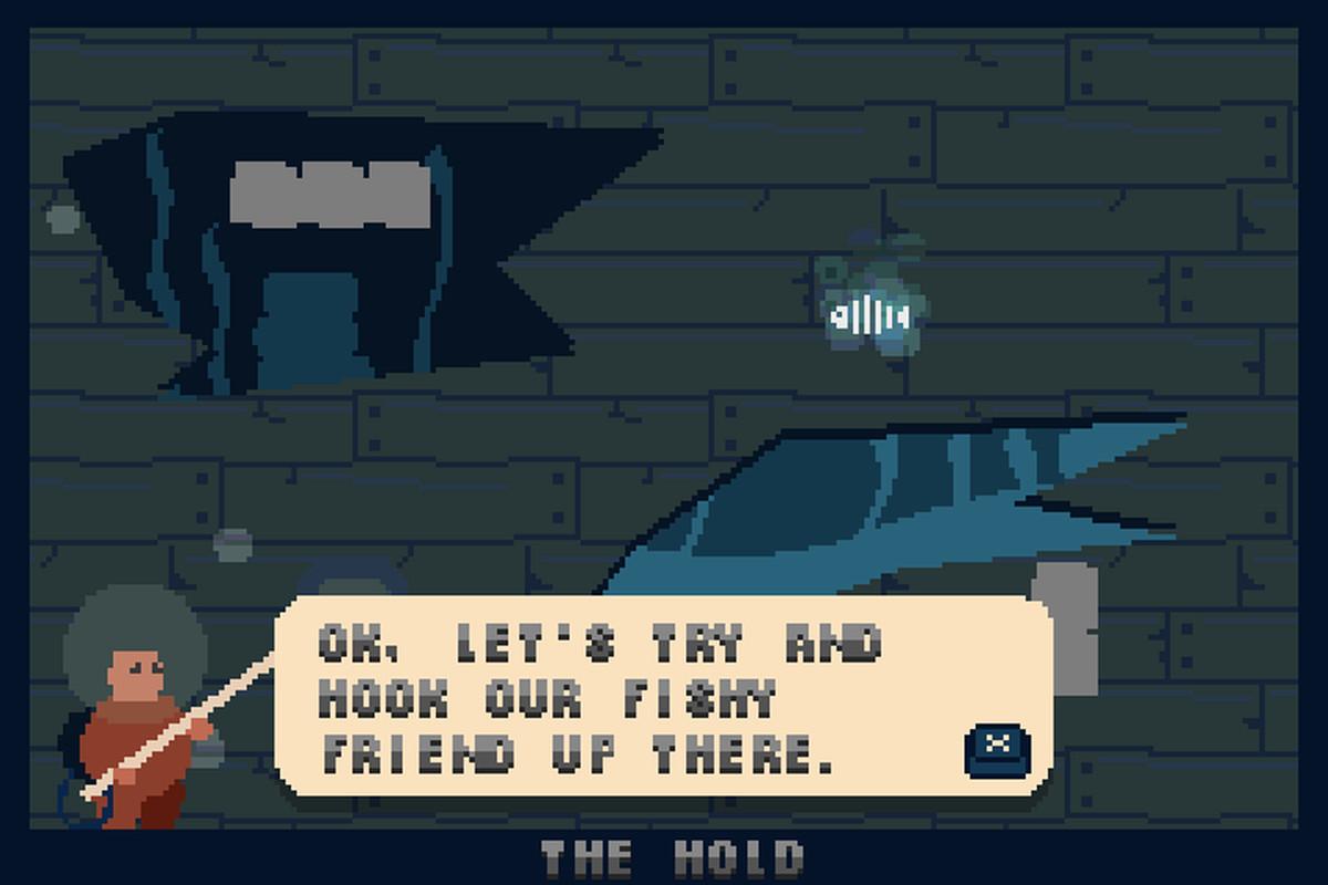 Phantom Fishing screenshot