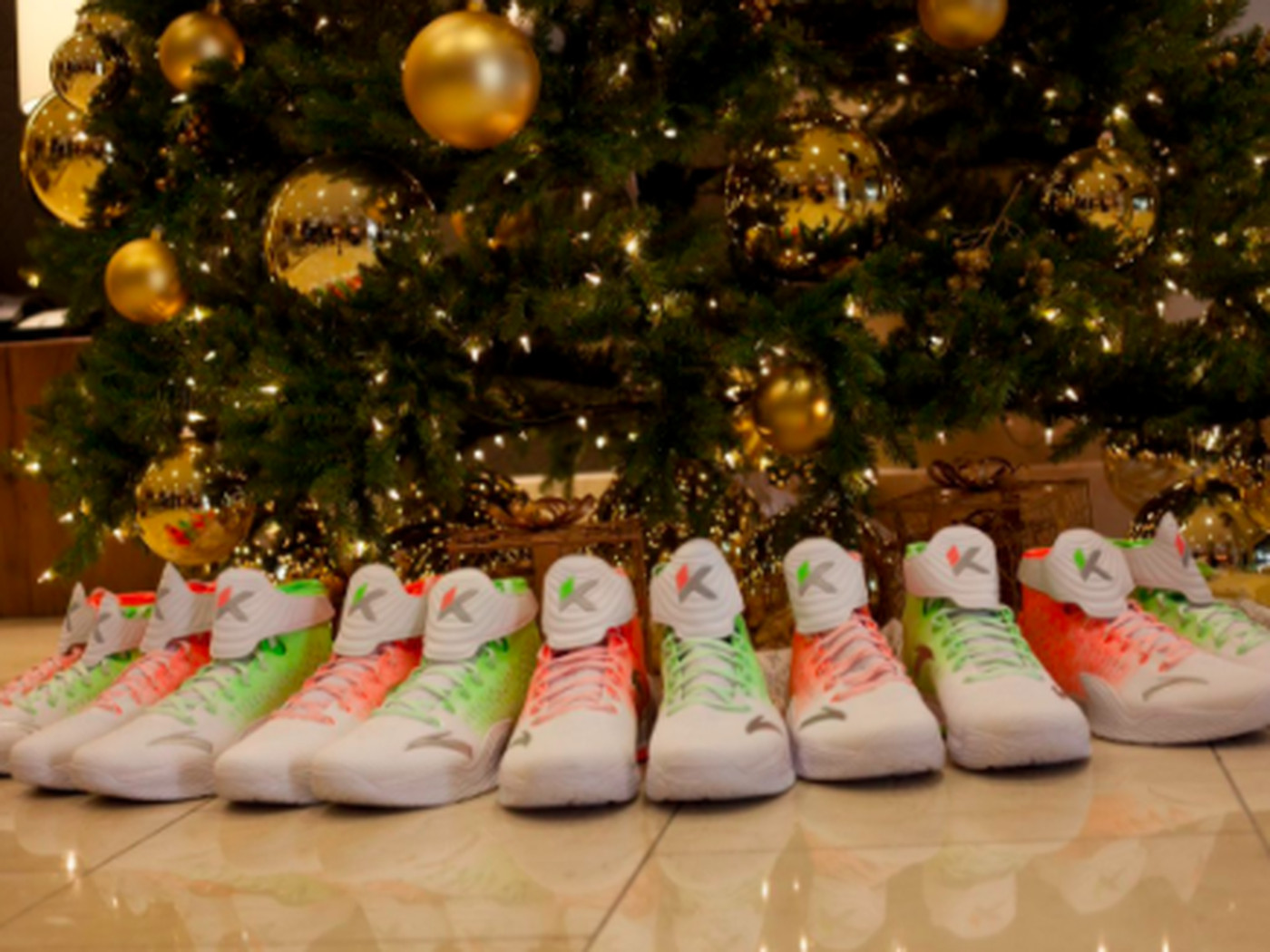 NBA Christmas 2017 shoes: Every special edition worn by players ...