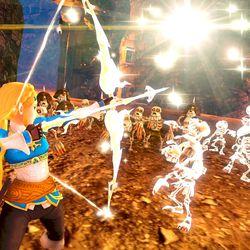 <em>Hyrule Warriors: Definitive Edition</em>