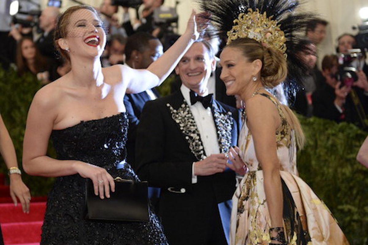 Just a couple gals laughing over $25K; Getty Images
