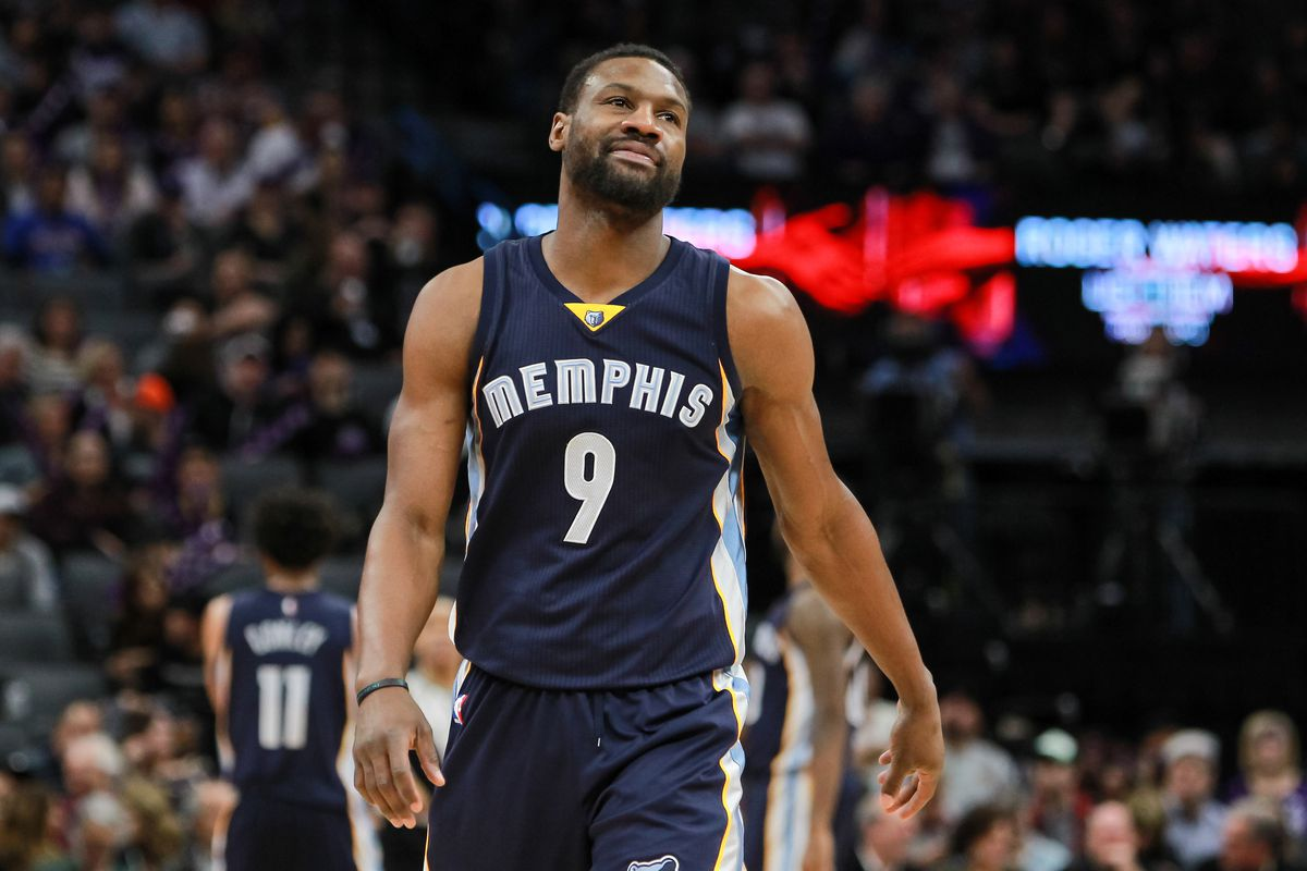 Tony Allen Signs With New Orleans Pelicans
