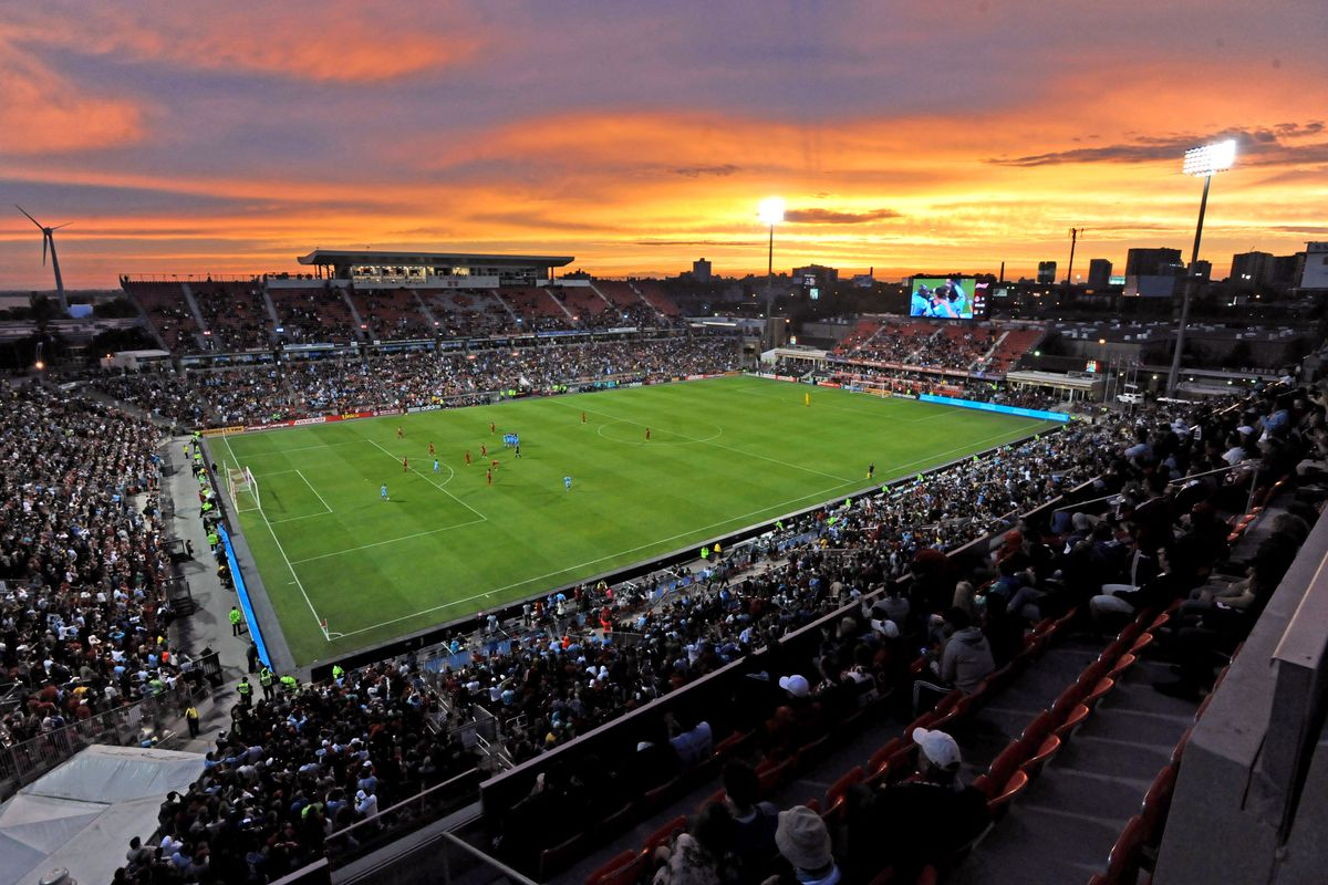 The Playoffs Might Be Coming to BMO Field.  Finally.