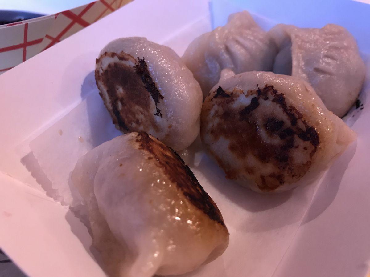 East Wind Snack Shop dumplings