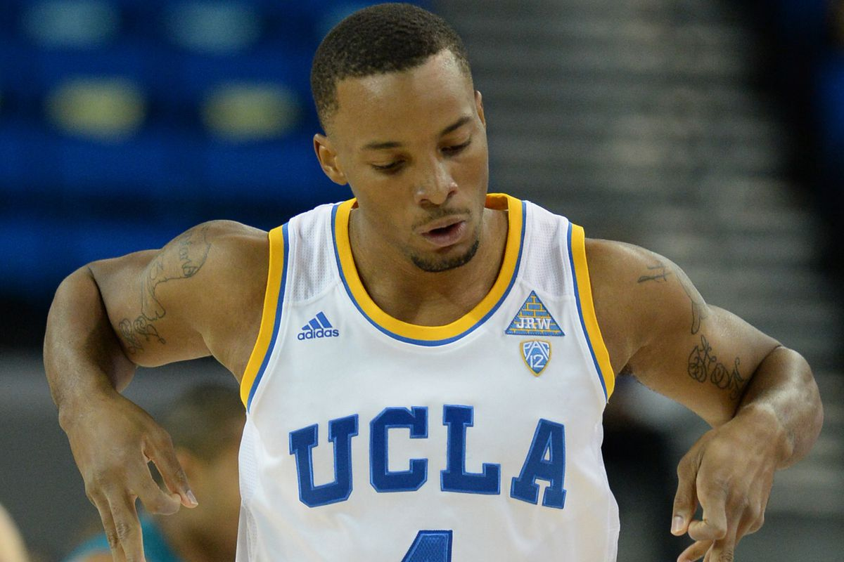 Norman Powell has a reason to dance