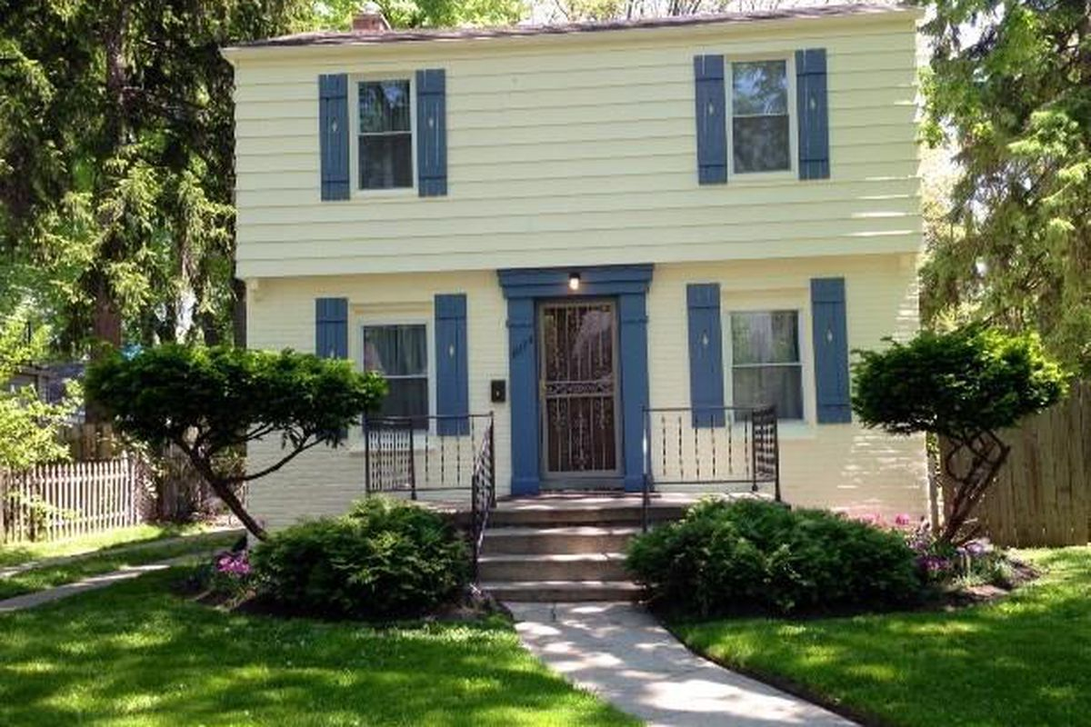 for 39k a bright renovated home in northwest detroit curbed detroit