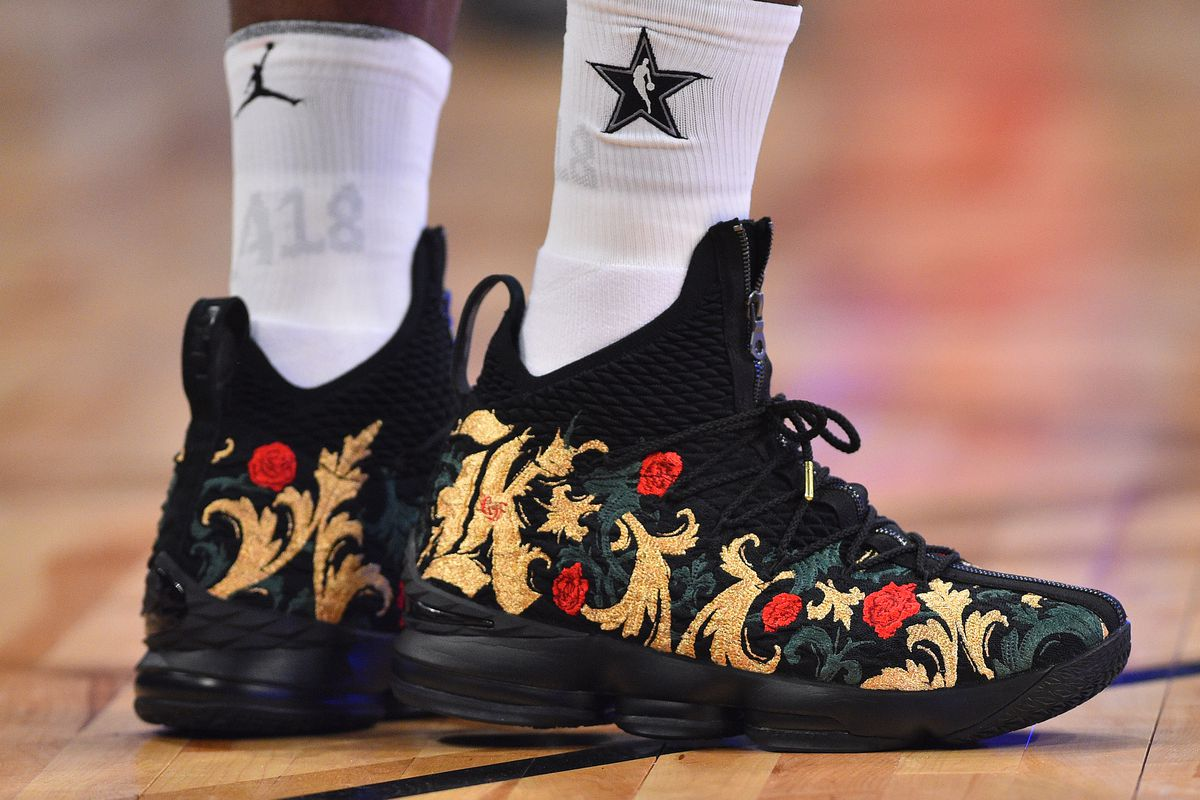 bccb8130bae A definitive ranking of the 9 best shoes from NBA All-Star weekend ...