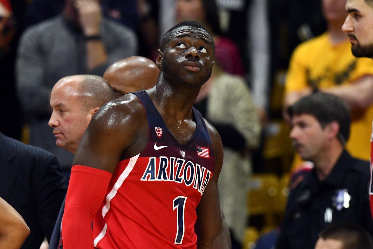 College basketball rankings: Arizona Wildcats fall to No ...
