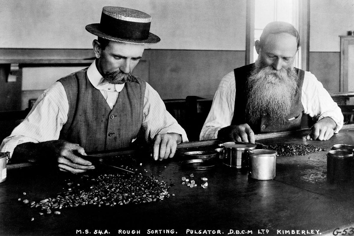 de beer(d)s 1880s