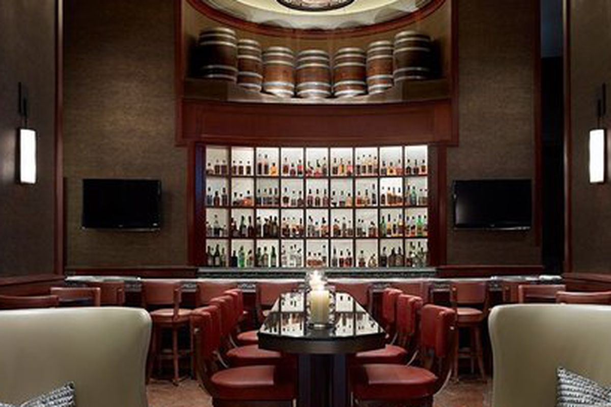 Bourbon Bar.