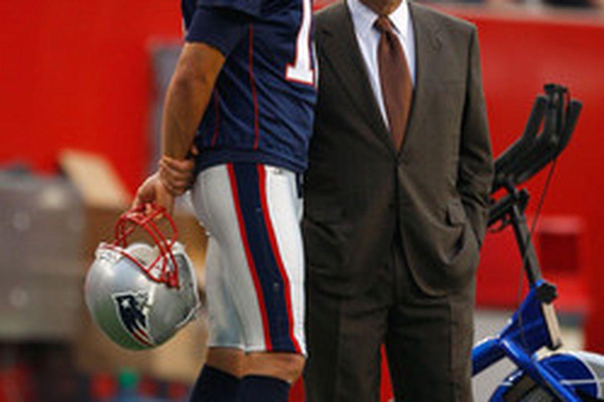 <em>Robert Kraft and Tom Brady are both confident their mutually beneficial relationship will continue</em>.
