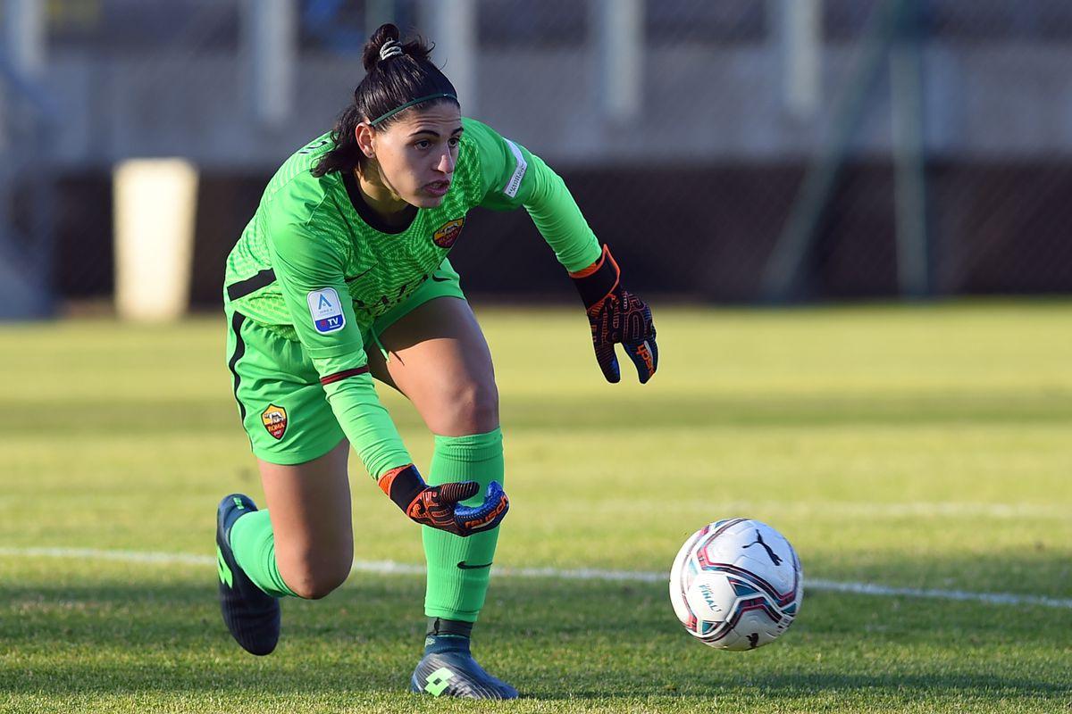 Football Serie A woman Roma-Napoli