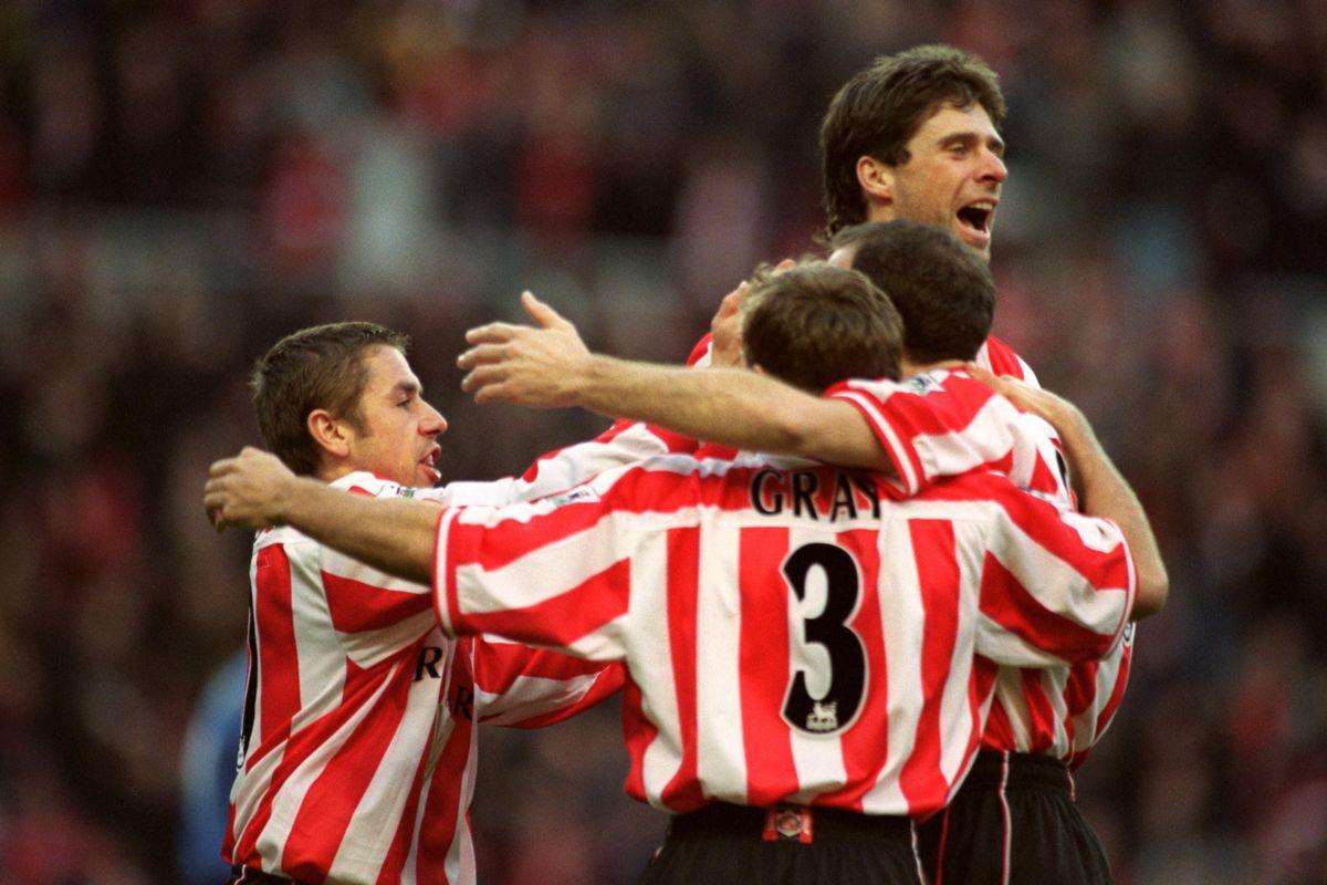 Soccer - FA Carling Premiership - Sunderland v Chelsea