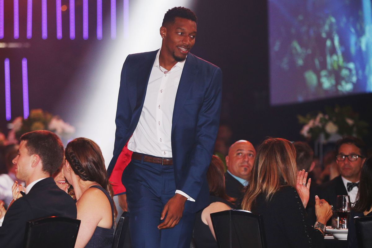 2017 NBL MVP Awards Night