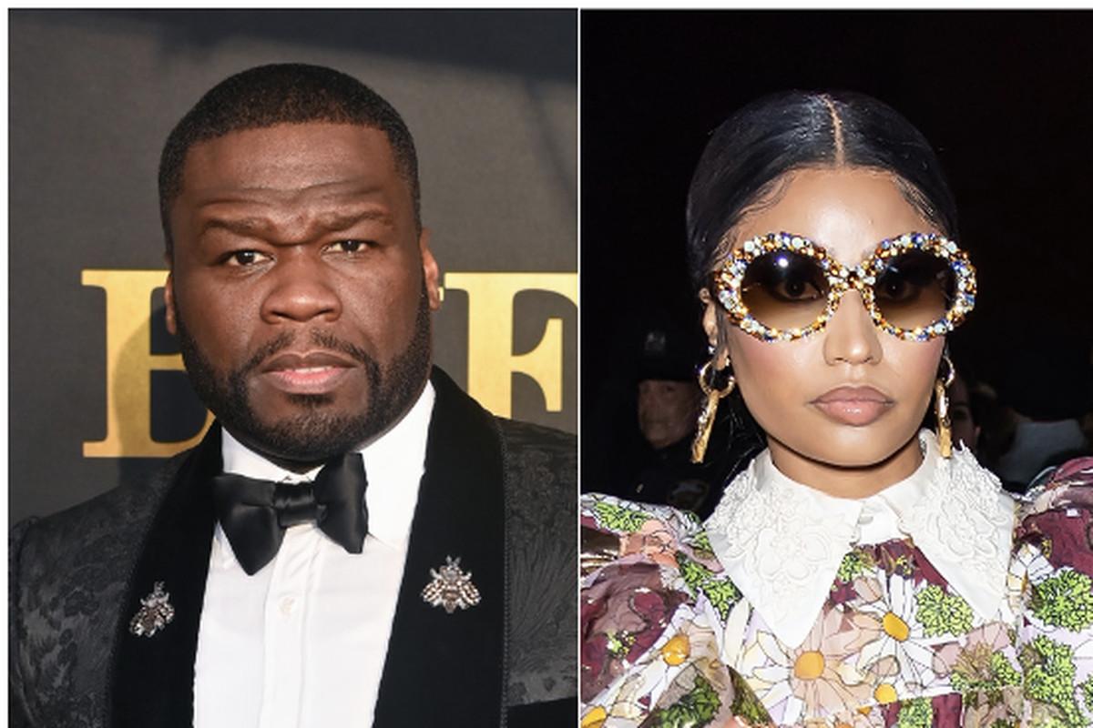 50 Cent, Nicki Minaj