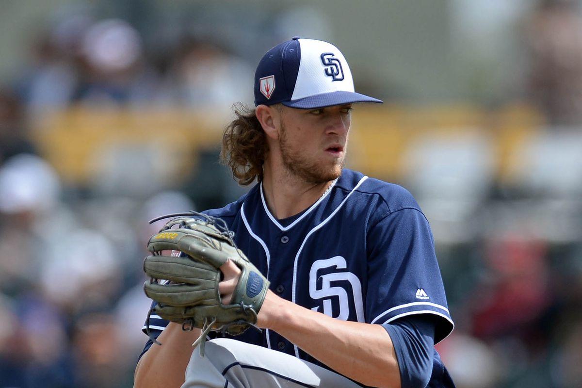 MLB: Spring Training-San Diego Padres at Oakland Athletics