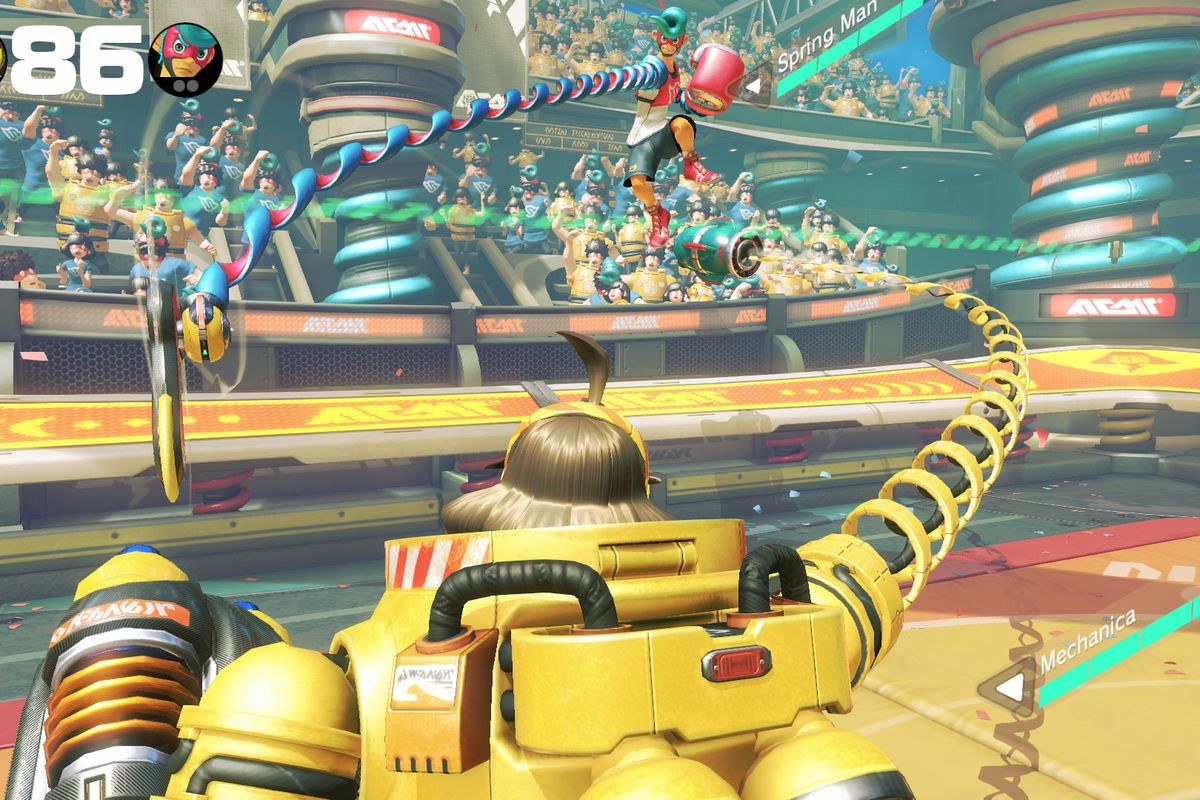 Arms Global Testpuch