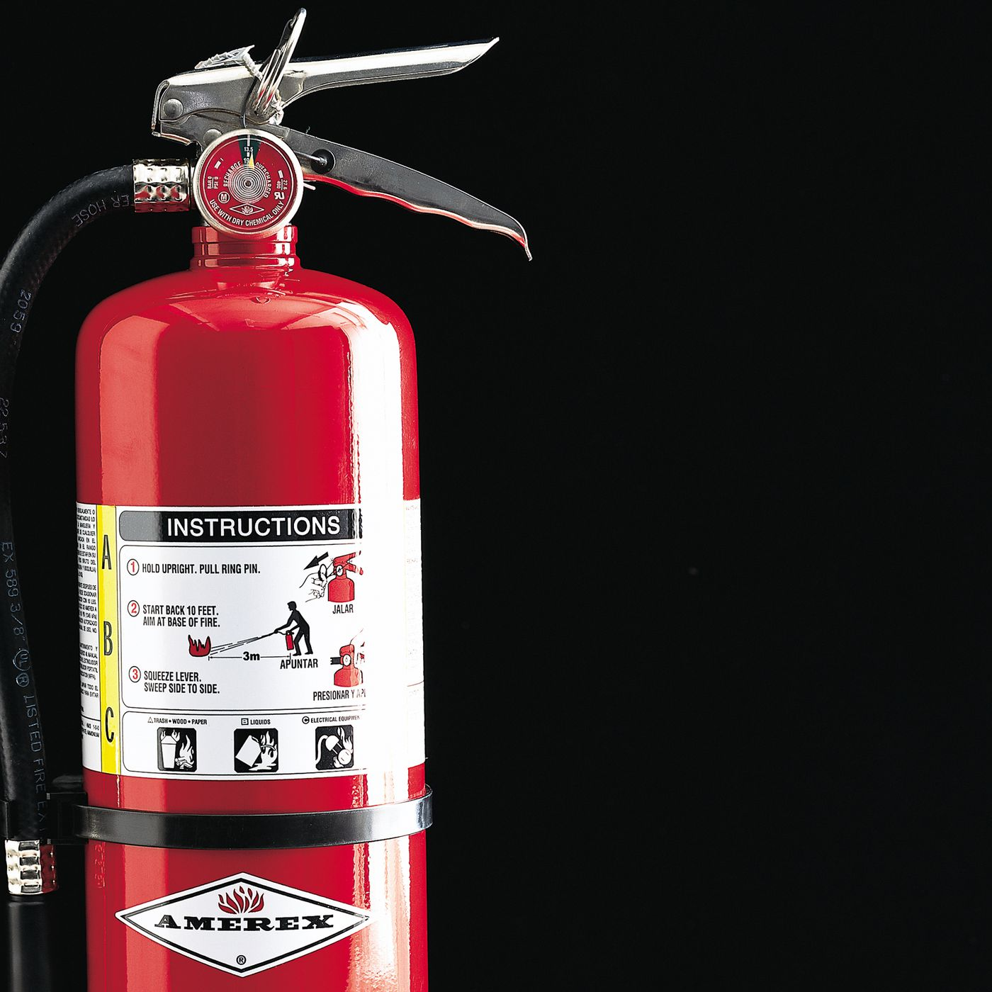 Fire Extinguisher Classes For The Home Kitchen Car More This Old House