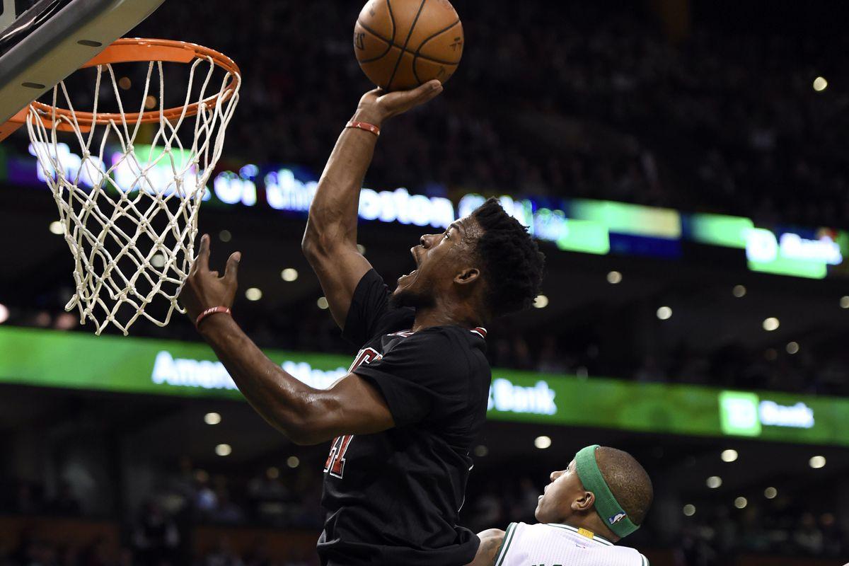 NBA: Playoffs-Chicago Bulls at Boston Celtics