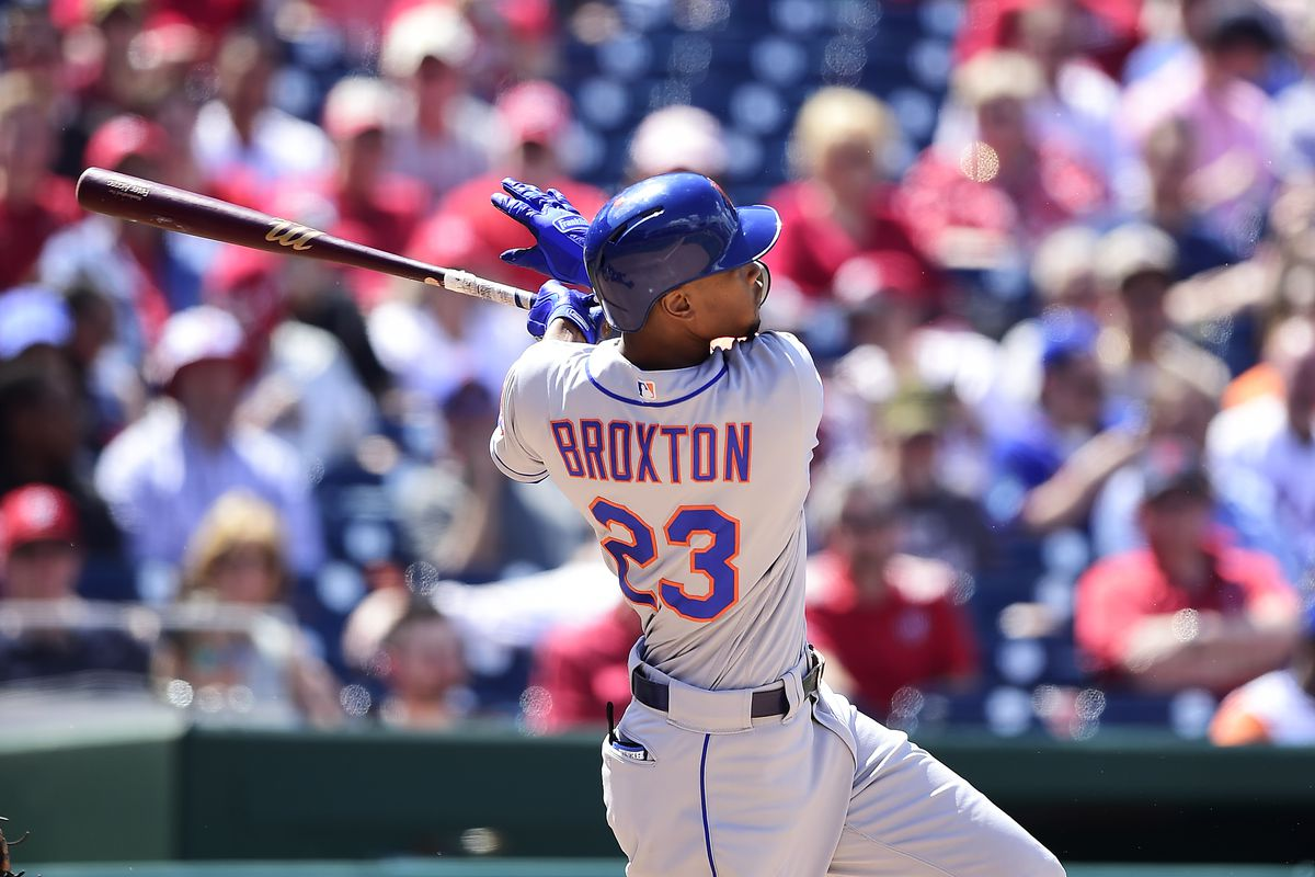 Mets season review: Keon Broxton had limited success in 2019