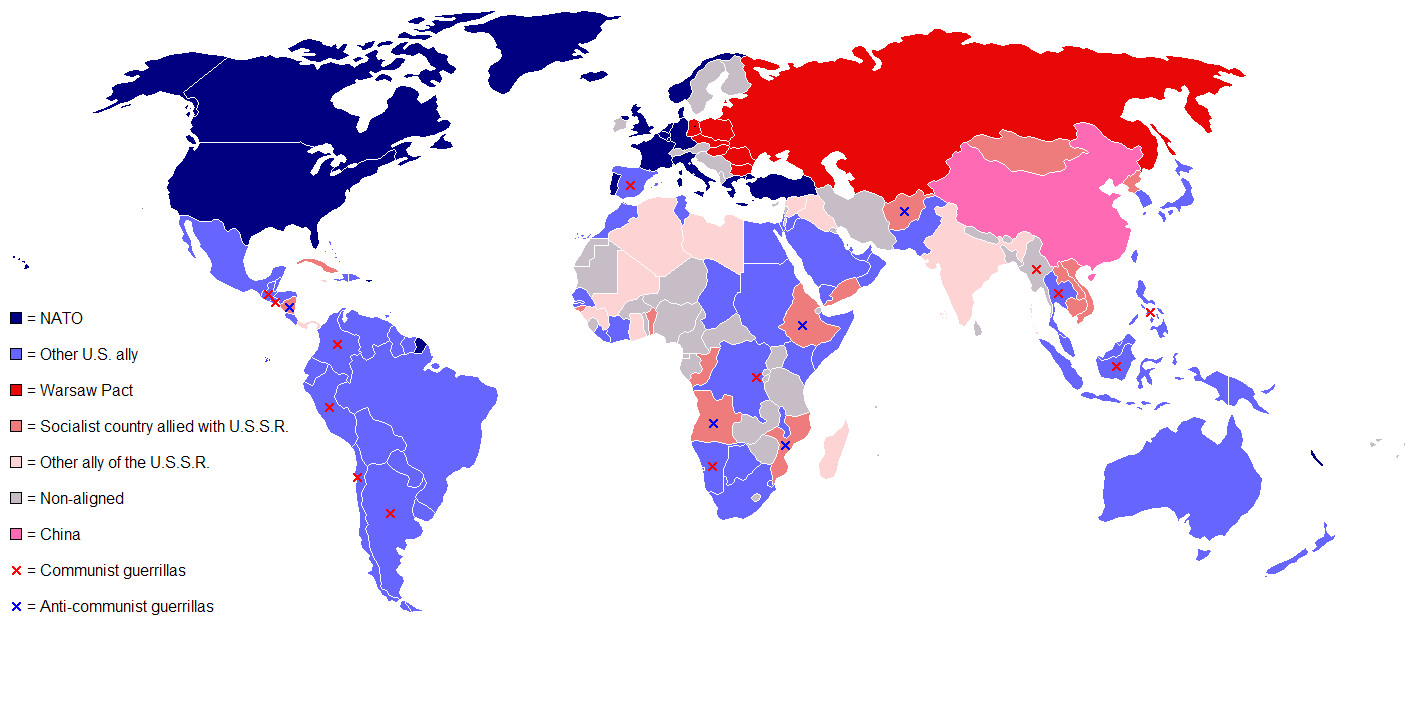 How America became the most powerful country on Earth in 11 maps