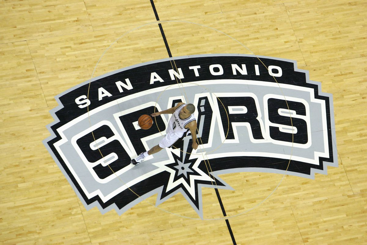 The NBA Draft Is Right Around Corner And Spurs May Use It To Unveil A New Primary Logo Which Not That Different From One Has Been Used
