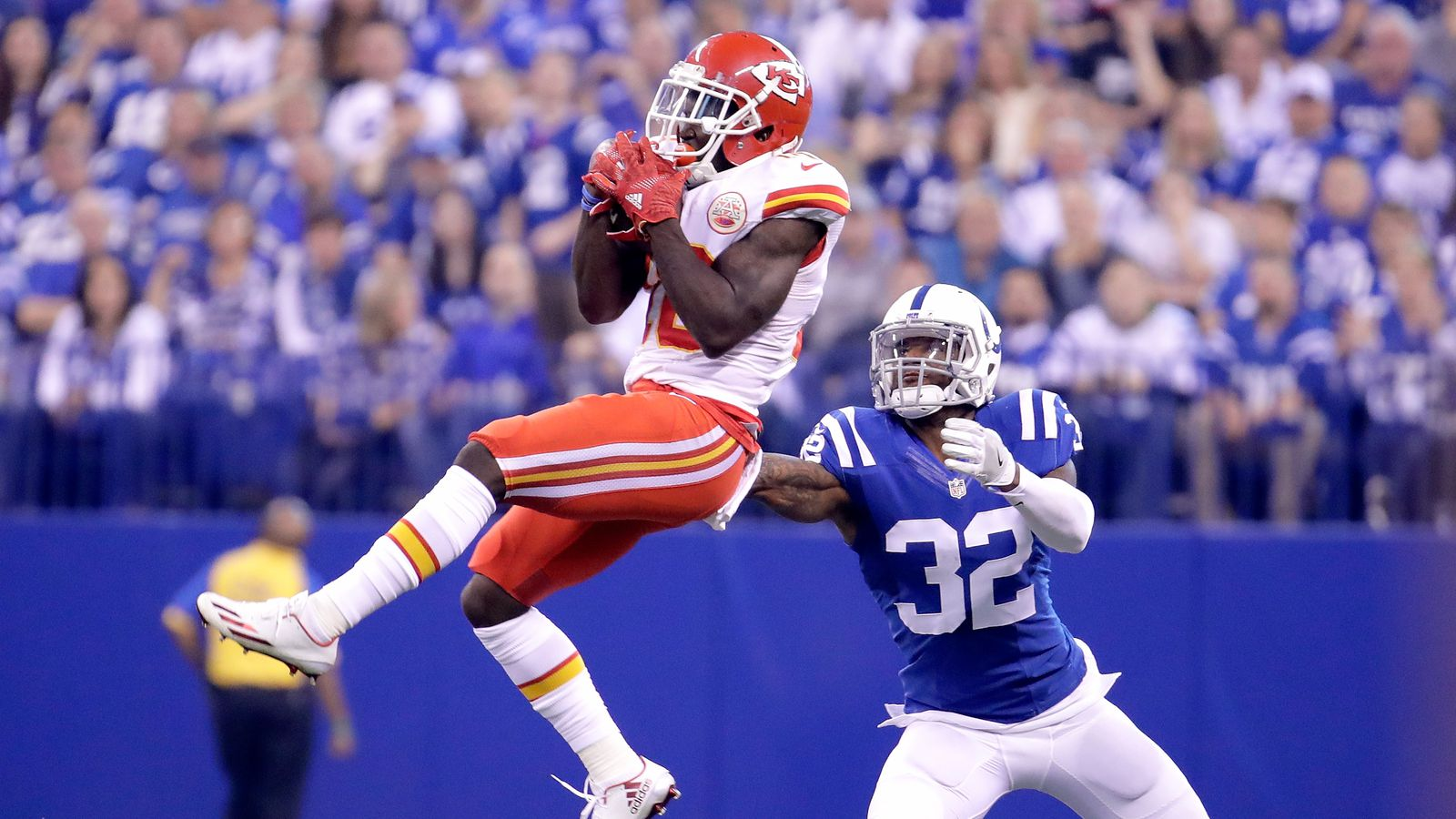 Upon Further Review Colts Vs Chiefs Stampede Blue