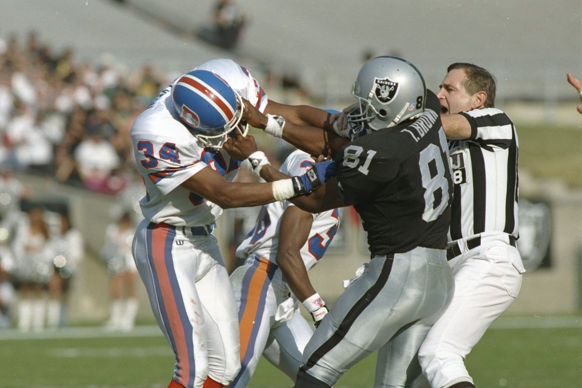 A look at Broncos-Raiders through the years - Mile High Report 8b3e8dddd