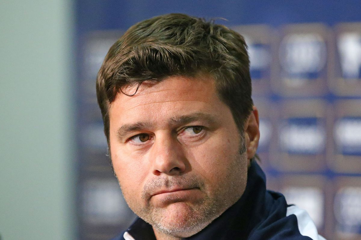Tottenham Hotspur Press Conference & Training Session