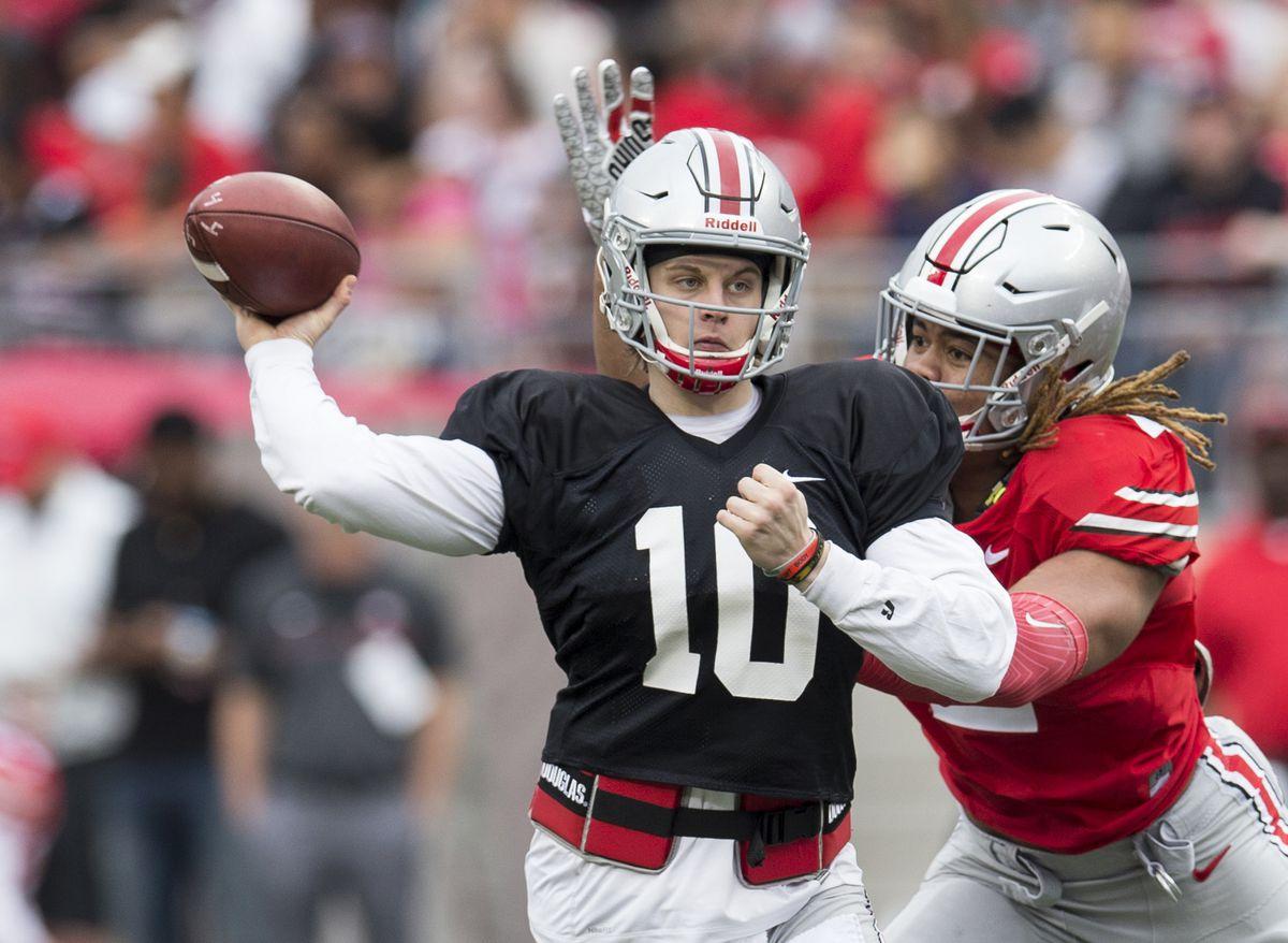 Former Ohio State quarterback Joe Burrow to transfer to LSU - Land ... fedb45b1a