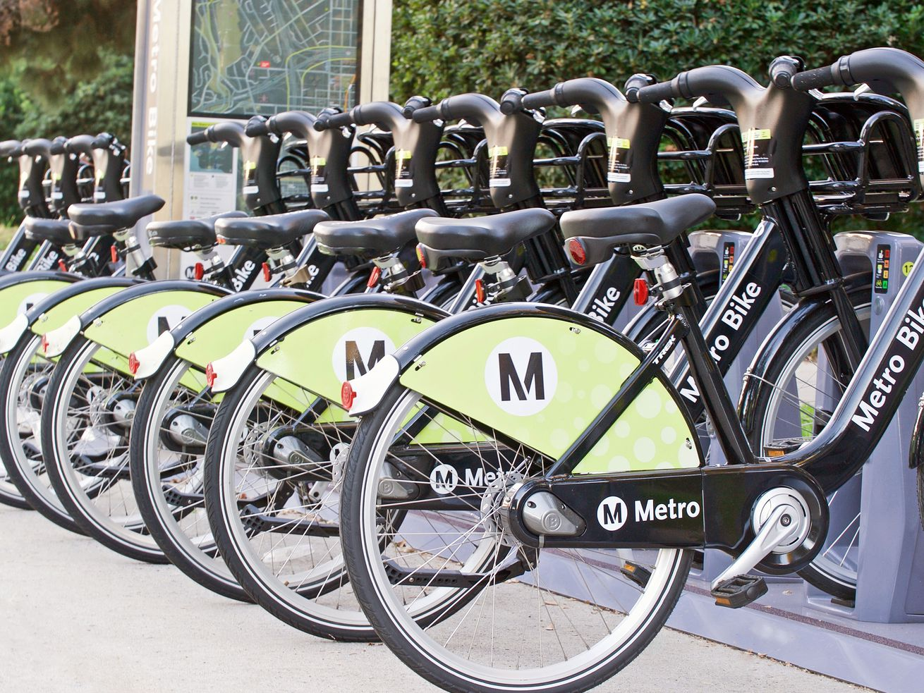Staffers say the city only has money to keep the bike service running until the end of the month.
