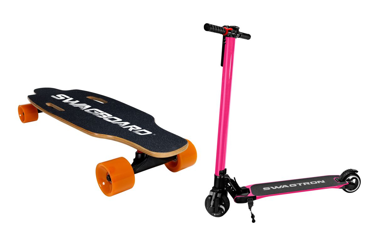 Swagtron now makes cheap electric skateboards and