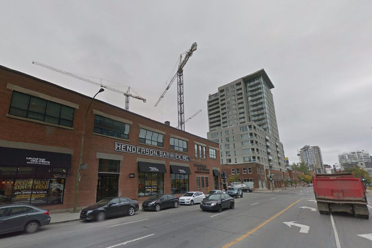 Griffintown growth