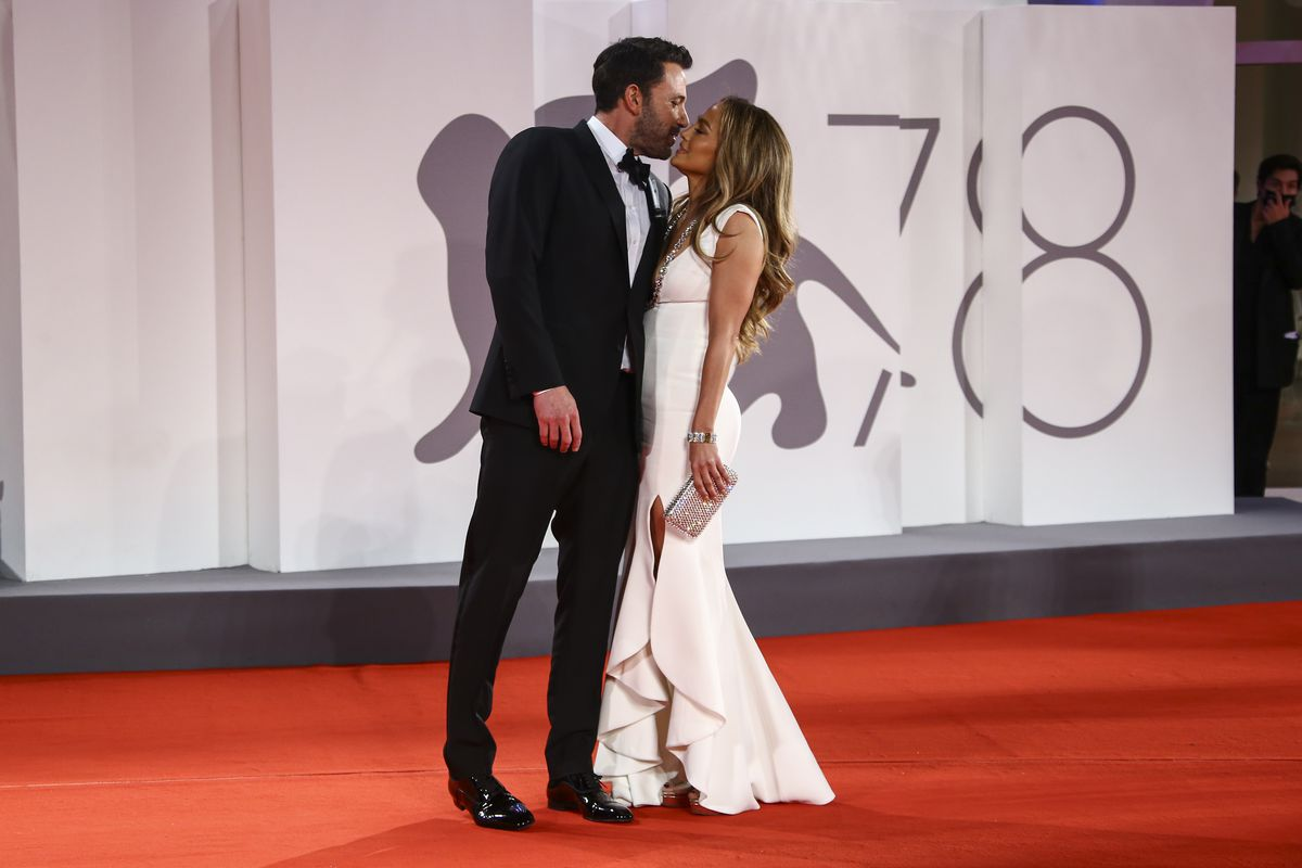 Jennifer Lopez and Ben Affleck made their romance official upon arrival at the premiere of the film 'The Last Duel' during the 78th edition of the Venice Film Festival on Friday.