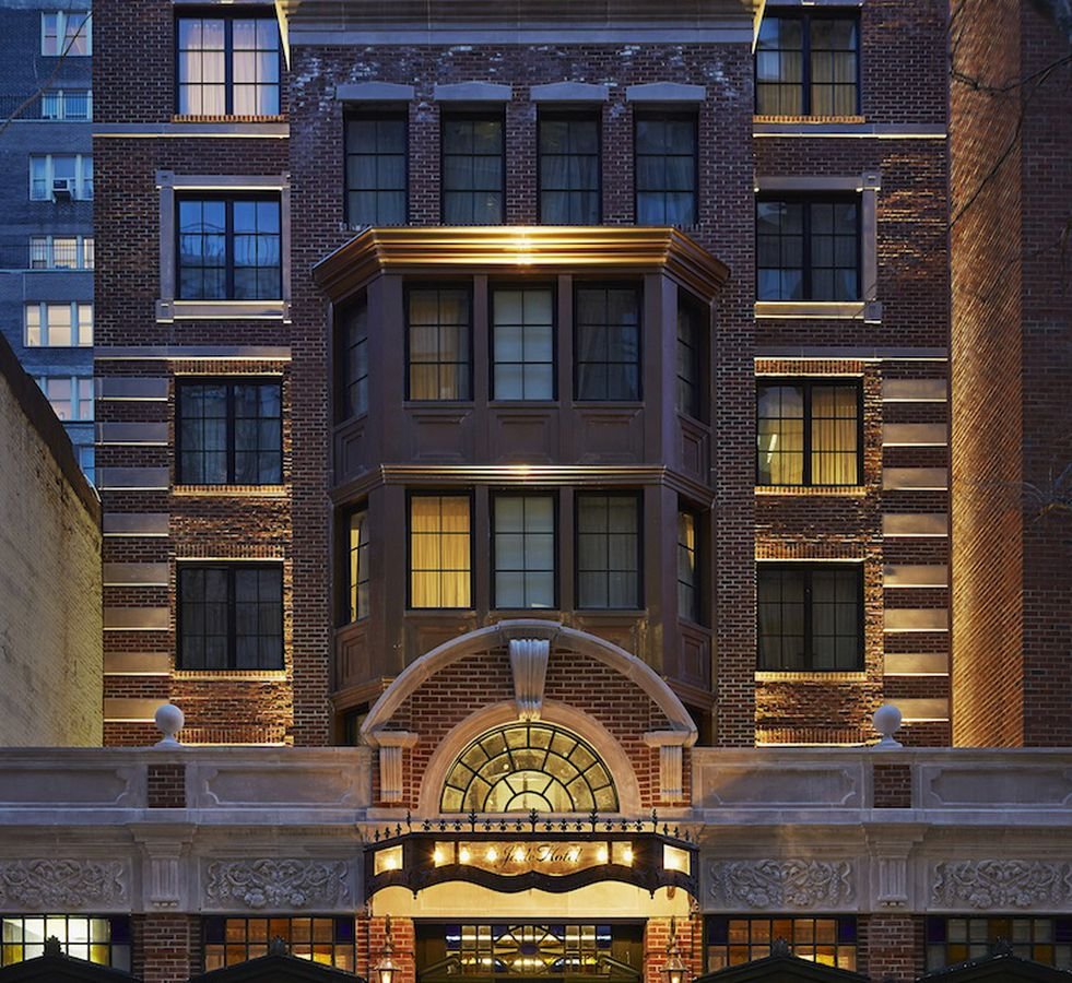 Map Of New York New York Hotel.The New York Hotels Heatmap Where To Stay Right Now Curbed Ny