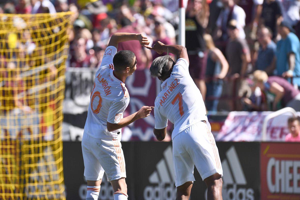 MLS: Atlanta United FC at Colorado Rapids
