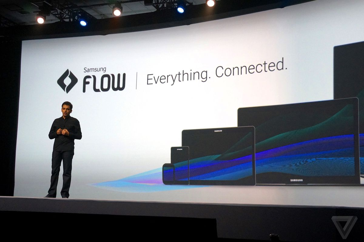Samsung has built its own version of Apple's Continuity called Flow