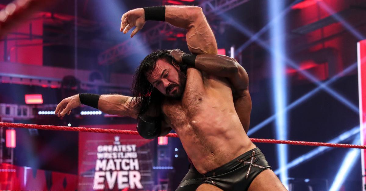 Monday Night Raw Tele 5