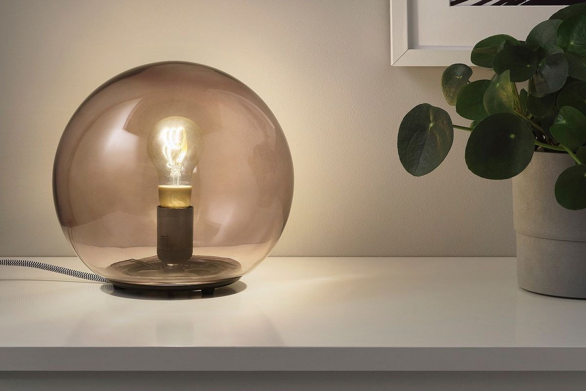 Ikea S First Decorative Smart Bulb Is