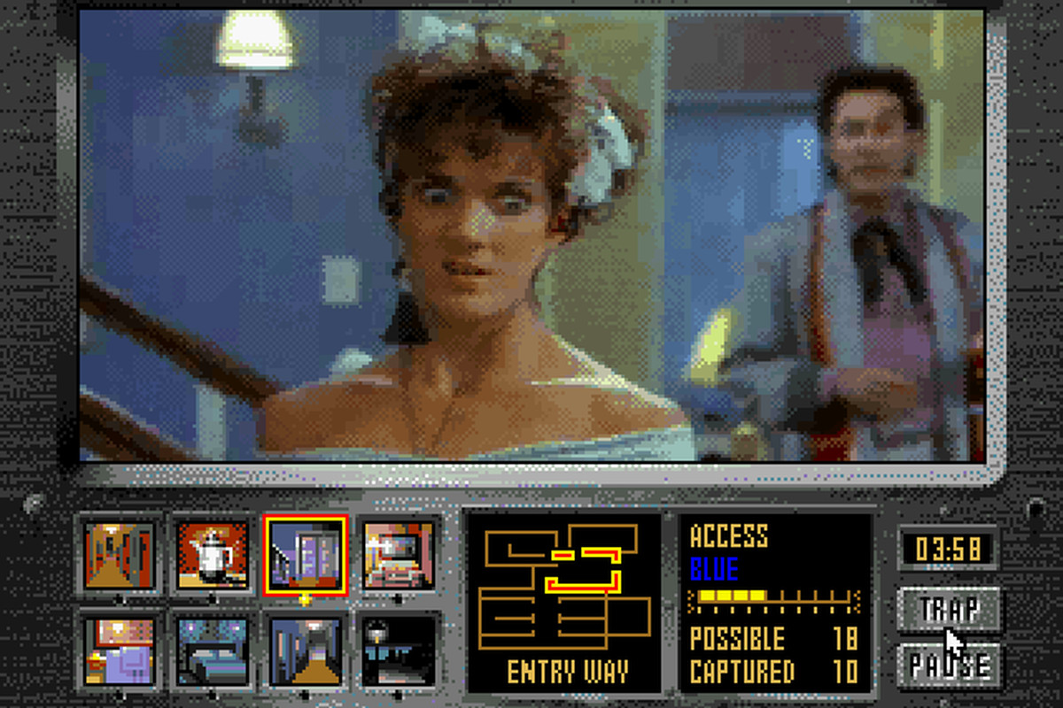 Trading in 203 copies of Night Trap - Polygon
