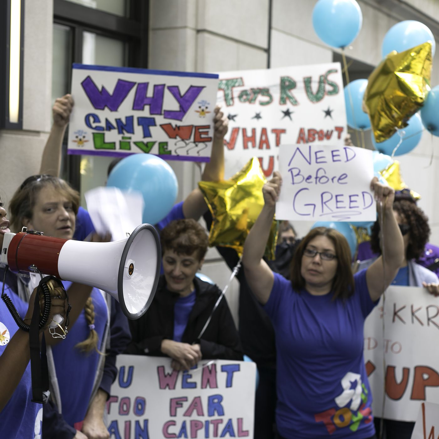 Rise Up Retail Toys R Us And The Movement To Protect Workers